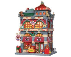 SUPER OFFERTA LEMAX4  Chapman Toy Shop