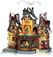 SUPER OFFERTA LEMAX  Holiday Hamlet Christmas Shoppe