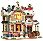 SUPER OFFERTA LEMAX Christmas Home Tour