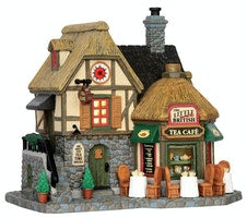 SUPER OFFERTA LEMAX The Little British Tea Cafe