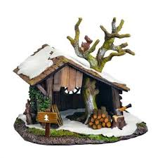 SUPER OFFERTA LUVILLE - forest hut - SKU 604009