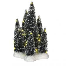 SUPER OFFERTA LUVILLE - 6 TREES LED WHITE CM.19 - SKU 609164