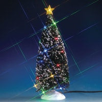 SUPER OFFERTA LEMAX Multi Light Evergreen Tree, Large SKU: 74263