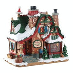 SUPER OFFERTA LEMAX The Claus Cottage