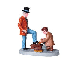 SUPER OFFERTA LEMAX Shoe Shine Boy SKU: 92634