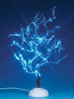 SUPER OFFERTA LEMAX Lighted Ice Glazed Tree, Blue SKU: 94999