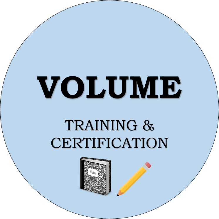 Volume Only 1-Day Course with Kit