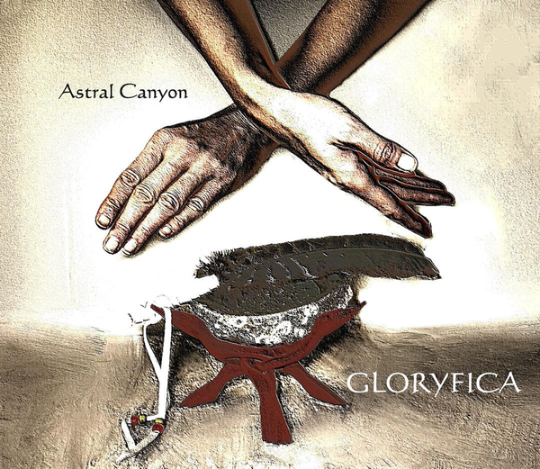 Astral Canyon - CD