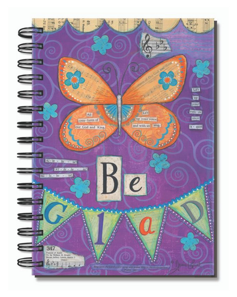 Be Glad Journal