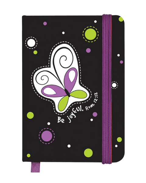 LAEDEE BUGG: BE JOYFUL NOTEBOOK