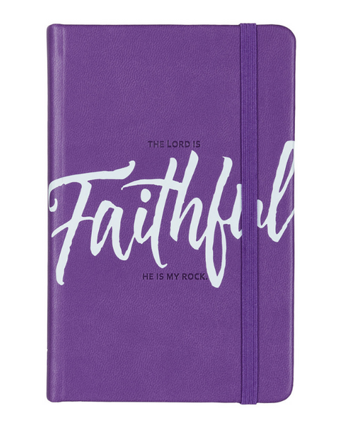Faithful Luxleather Notebook