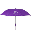 I Love Purple Umbrella