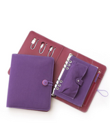 Power Planner Dark Purple