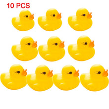 Load image into Gallery viewer, Rubber Ducks Bath Toys 10 pack 3.5x3.8cm Small