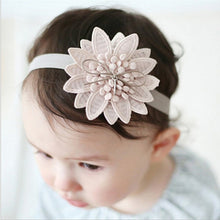Load image into Gallery viewer, Stunning Lace Flower Headband - Various Styles