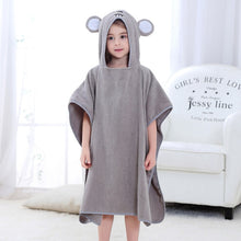 Load image into Gallery viewer, Kids Bath Towel / Robe / Poncho. Various Styles and Sizes