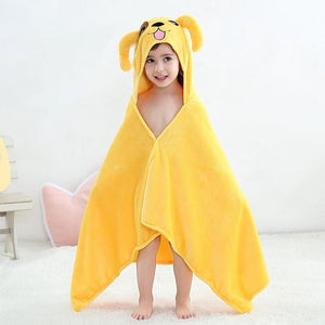 Kids Bath Towel / Robe / Poncho. Various Styles and Sizes