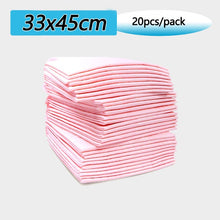 Load image into Gallery viewer, Baby / Toddler Absorbent Pads. In 20/40/100 Pack Size