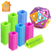 Load image into Gallery viewer, 52-106PCS Mini Magnetic Blocks Educational