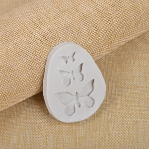 Butterfly Silicone Baking Mold