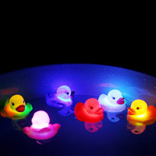 Load image into Gallery viewer, Light Up Rubber Duck