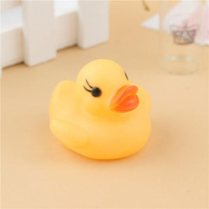 Light Up Rubber Duck