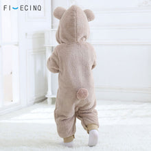 Load image into Gallery viewer, Baby Bear Romper Costume