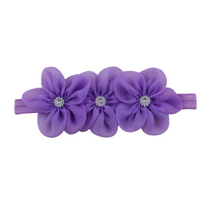 Flower Headbands - Various Designs - Hand made