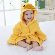 Load image into Gallery viewer, Gorgeous Hooded Animal Baby Bathrobe - 37 Styles