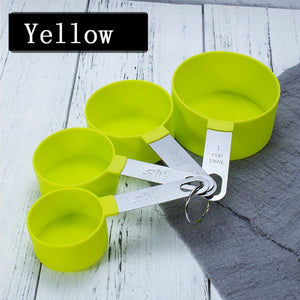4Pcs/5pcs/10pcs Measuring Cups. Various Styles.