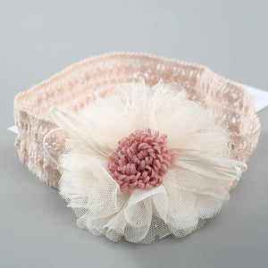 Stunning Lace Flower Headband - Various Styles