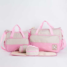 Load image into Gallery viewer, Baby Diaper Bag Set