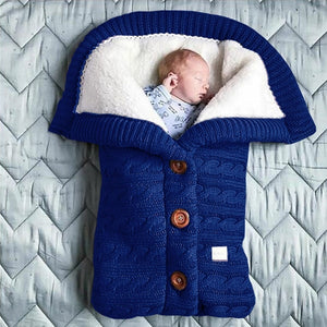 Warm Baby Sleeping Bag Woolly Jumper Style
