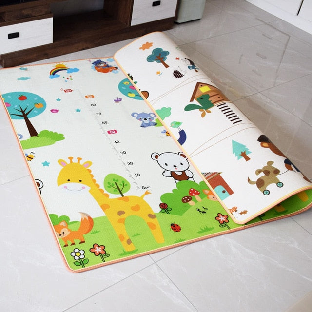 Playmat - Baby Crawling Mat 1CM Thick
