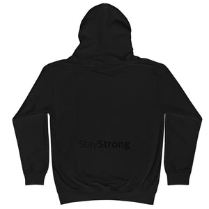 Bold and Light Youth Unisex Hoodie