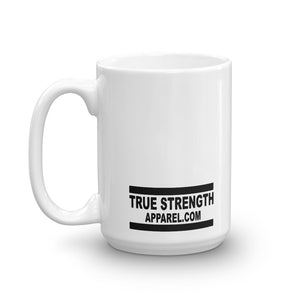 True Strength Barbell Mug