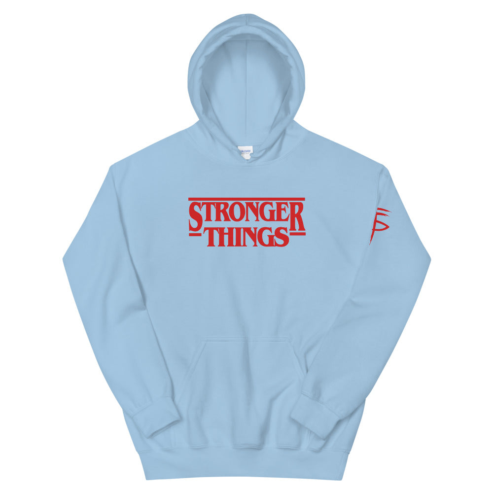 Stronger Things Unisex Hoodie