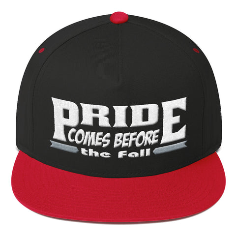 Pride Comes before the Fall Snapback