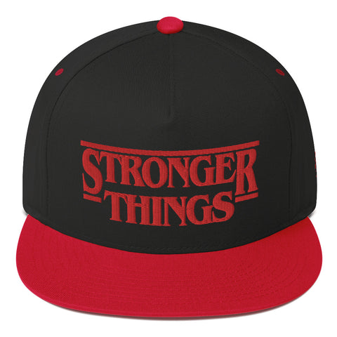 Stronger Things Snapback