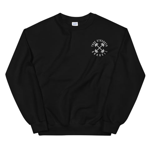 TS Barbell Embroidered Unisex Sweatshirt
