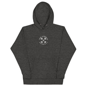 True Strength Barbell Embroidered Hoodie