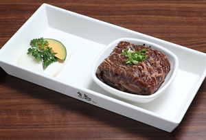 양념소갈비 Marinated Short Rib (300g)
