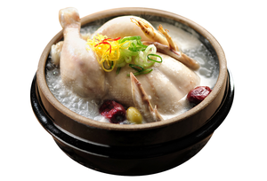 발효 삼계탕Ginseng Chicken Soup