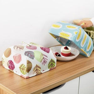 Foldable Food Covers to Keep Food Warm