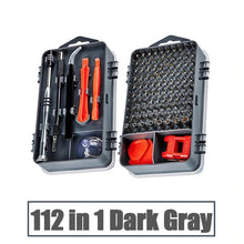 Load image into Gallery viewer, 112 in 1 Screwdriver Set - Wow!!