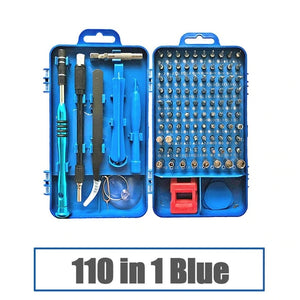 112 in 1 Screwdriver Set - Wow!!