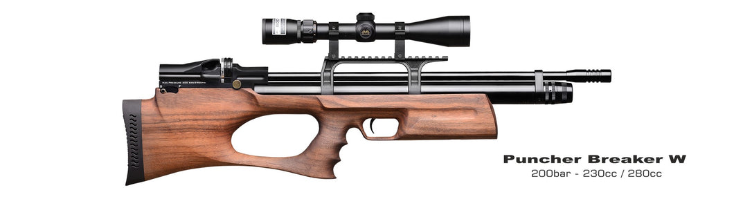 KRAL Puncher Breaker Bullpup Walnut 5.5mm