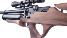 Load image into Gallery viewer, KRAL PUNCHER EKINOKS PCP, WALNUT, 5.5MM - SEMI AUTOMATIC