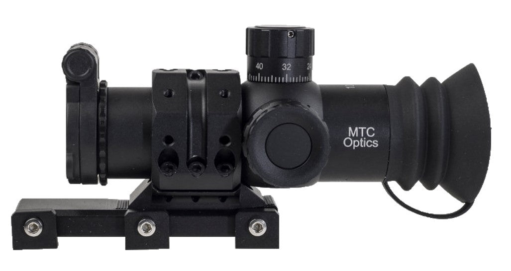 PRISMATIC SWAT SERIES SCOPE 10 X 30 - Prismatic Scopes