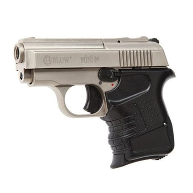 Mini 9 Blow Blank Firing Pistol - Satin